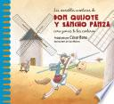 Las increíbles aventuras de don Quijote y Sancho Panza como jamás te las contaron