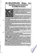 Las leyes de todos los reynos Castilla, abreuiadas y reduzidas en forma de Repertorio decisino por la orden la A. B. C.