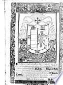 Las leyes de todos los reynos de Castilla, abreuiadas y reduzidas en forma de Repertorio decisiuo por la orden del A. B. C. por Hugo de Celso Egregio