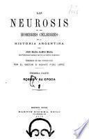 Las neurosis de los hombres célebres en la historia argentina