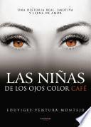 Las niñas de los ojos color café