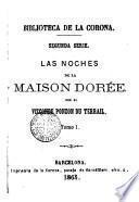 Las noches de la Maison Dorée, 1