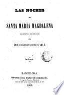 Las Noches de María Magdalena