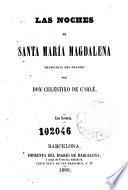 Las Noches de Santa María Magdalena