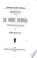 Las noches españolas