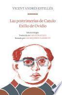 Las postrimerías de Catulo   Exilio de Ovidio