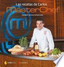 Las recetas de Carlos. MasterChef