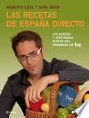 Las recetas de España Directo