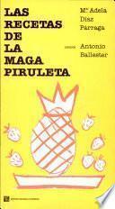 Las recetas de la maga Piruleta
