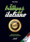 Las trampas del Italiano