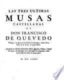 Las Tres Ultimas Musas Castellanas