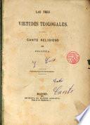 Las Tres Virtudes Teologales