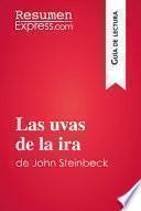 Las uvas de la ira de John Steinbeck (Guía de lectura)