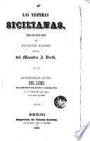 Las Vísperas sicilianas