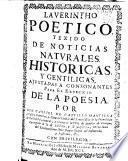 Lauerintho poetico