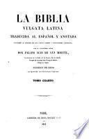 Le Biblia vulgata latina