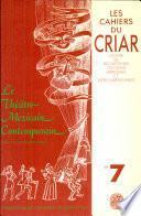 Le théâtre mexicain contemporain