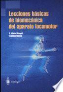 Lecciones básicas de biomecánica del aparato locomotor
