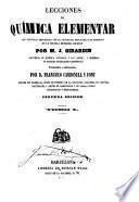 Lecciones de Química elementar...