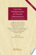 Lecciones Fundamentales de Derecho Administrativo