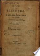 Lecciones sobre el universo los reinos animal, vejetal i mineral i el hombre Traducida al español por Juvenal Cordovez