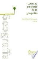 Lecturas en teoría de la geografía