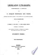 Legislacion ultramarina