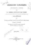 Legislación ultramarina
