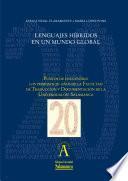 Lenguajes híbridos en un mundo global