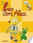 Leo con Alex. Lectura 3 Educación Infantil