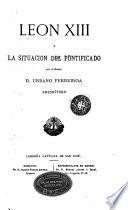León XIII y la situación del pontificado