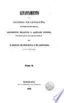 Levantamiento y guerra de Cataluña en tiempo de don Juan II, 10