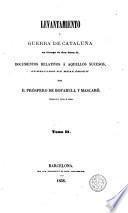Levantamiento y guerra de Cataluña en tiempo de don Juan II, 2