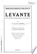 Levante (Provincias valencianas y murcianas)