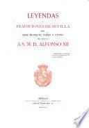 Leyendas y tradiciones de Sevilla