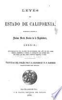 Leyes de California