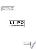 Li-Po, y otros poemas