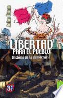 Libertad para el pueblo