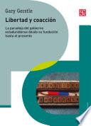 Libertad y coacción