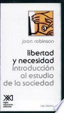 Libertad y necesidad