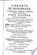 Librería de escribanos e instrucción jurídica theórico práctica de principiantes, 3.1