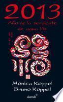 Libro agenda Año de la serpiente de agua Yin 2013