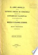 Libro amarillo de la República de Venezuela