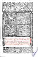 Libro de agricultura copilado de diuersos auctores por ...