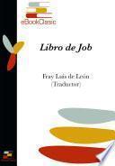 Libro de Job (Anotada)