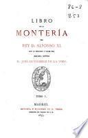 Libro de la montería del rey Alfonxo XI