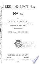 Libro de lectura. No. 1-[3]