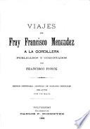 Libro de los diarios de fray Francisco Menendez