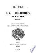 Libro de los oradores