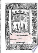 Libro de muchas costumbres y estatutos de la Iglesia Christ